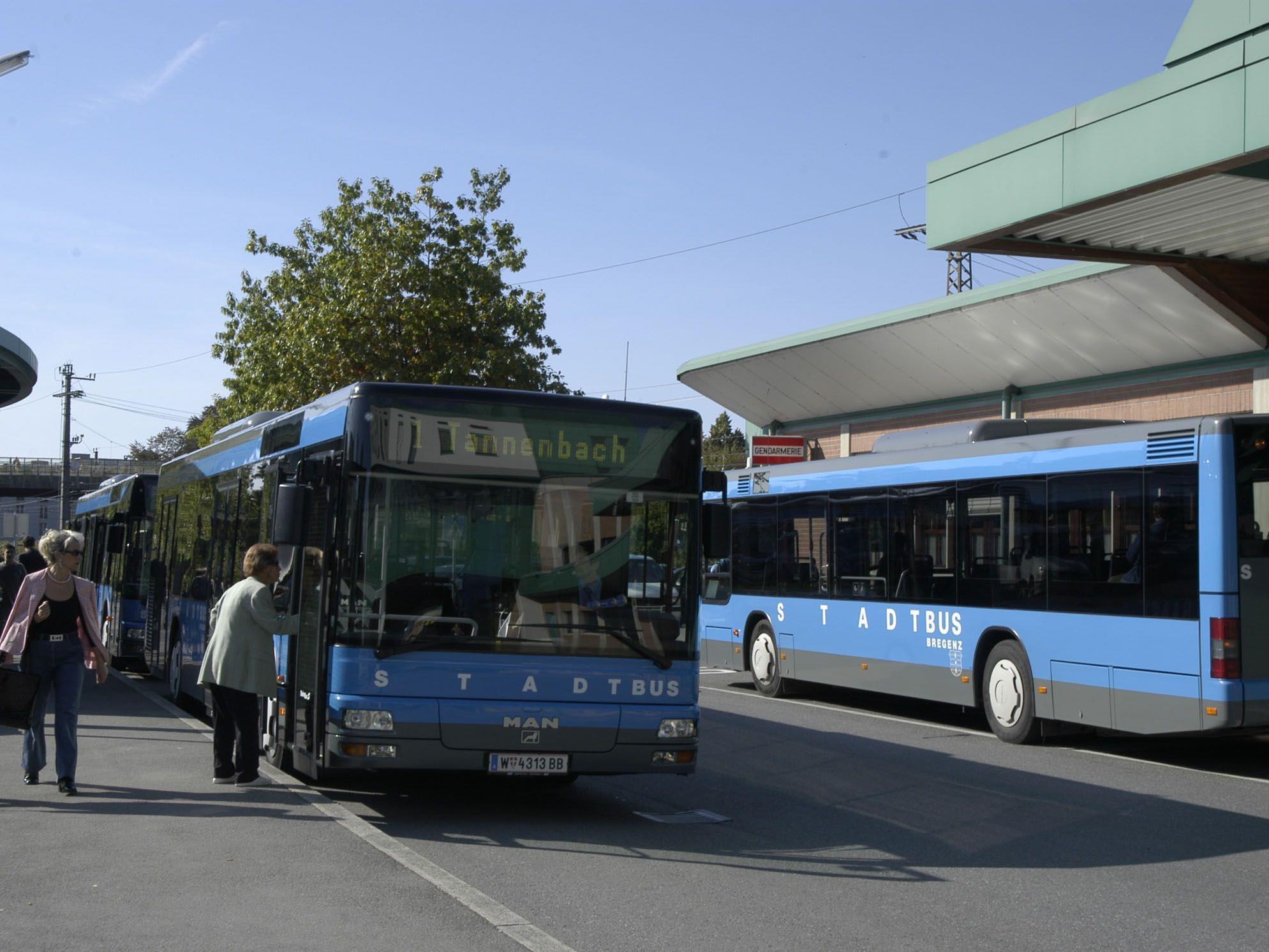 Bregenz lässt mögliche Verbesserungen im ÖPNV untersuchen.