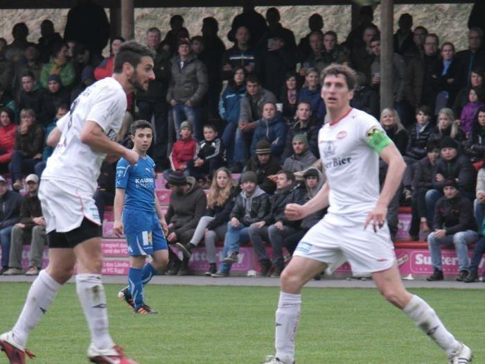 Punkteteilung beim Derby FC Egg gegen FC Bizau