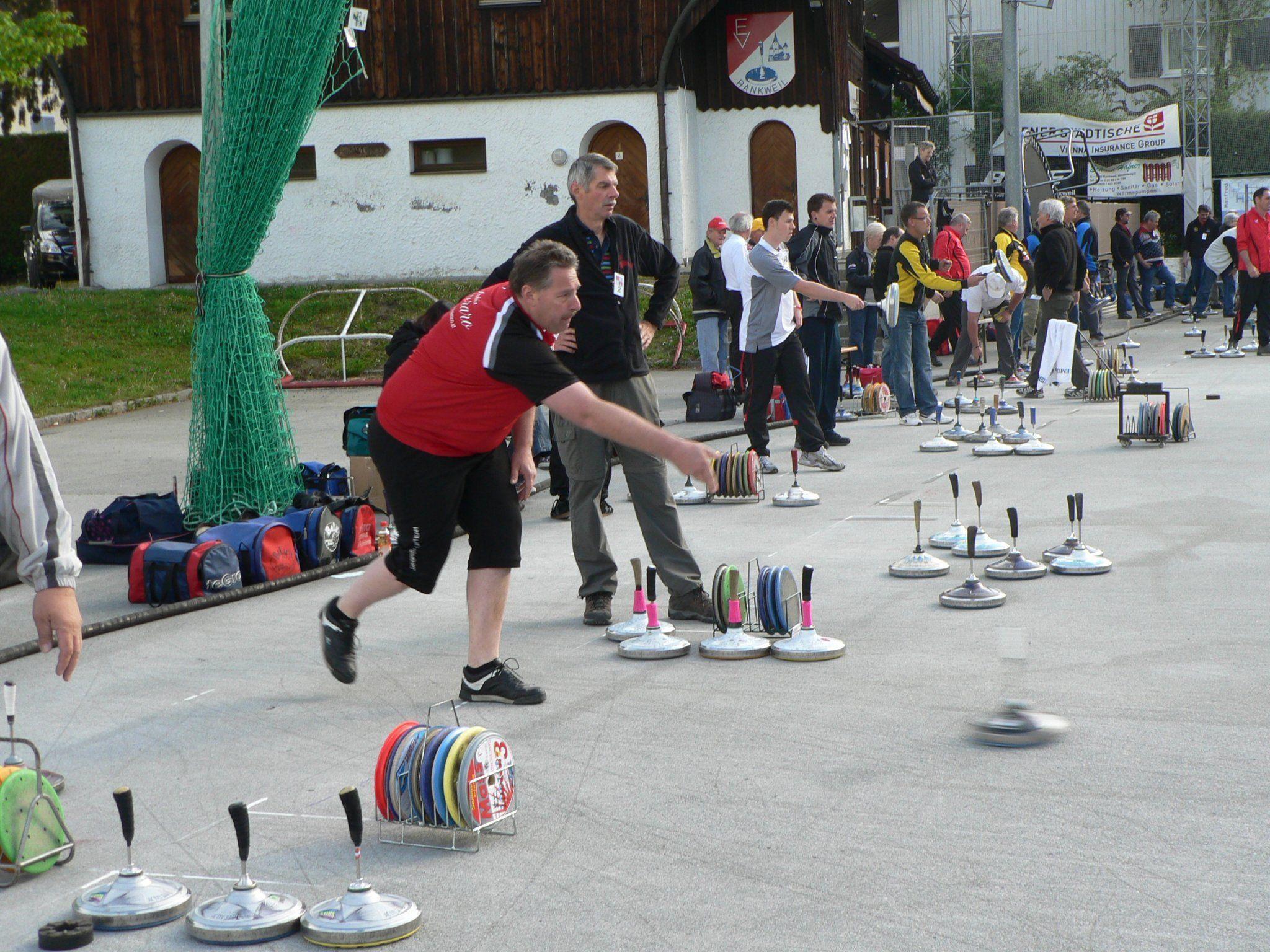Stocksport vom Feinsten am 1. Mai auf der Rankler Gastra.