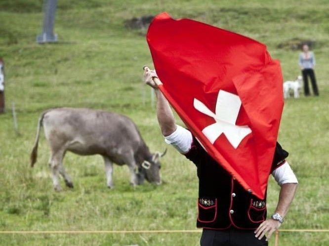 """Neu sind Schweizer Animositäten gegenüber dem """"großen Kanton"""" im Norden keineswegs."""