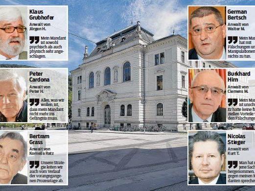 Für den Testamentsprozess in Salzburg ab kommender Woche laufen die Vorbereitungen der Anwälte auf Hochtouren.