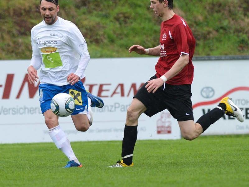 Lochau gewann gegen Schlins mit 2:1.