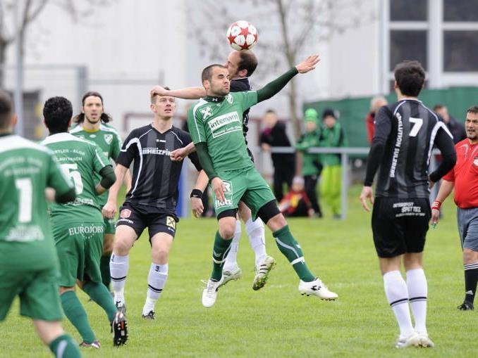 Lauterach gewinnt gegen Sulzberg knapp.