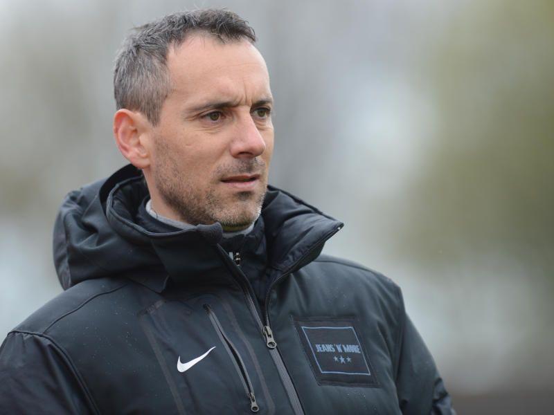 Bregenz-Trainer Mladen Posavec hofft auf einen Sieg in Wattens.