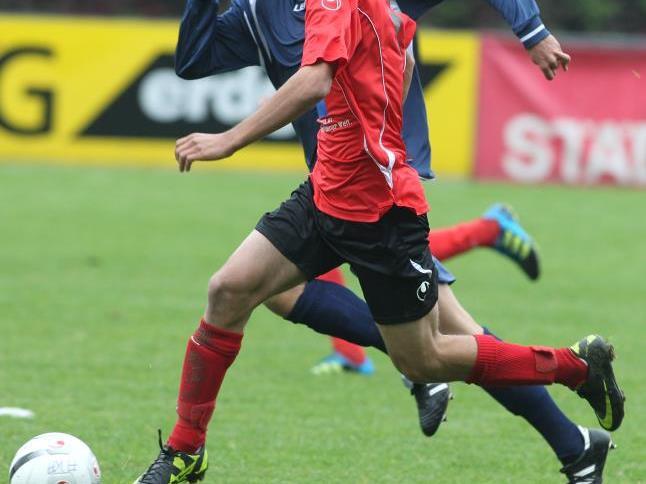 Das Unter-16-Team gewann sensationell gegen RB Salzburg.