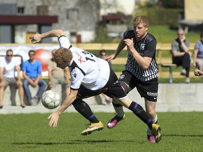 FC Alberschwende gewann das Wälderderby gegen Langenegg klar mit 4:0.