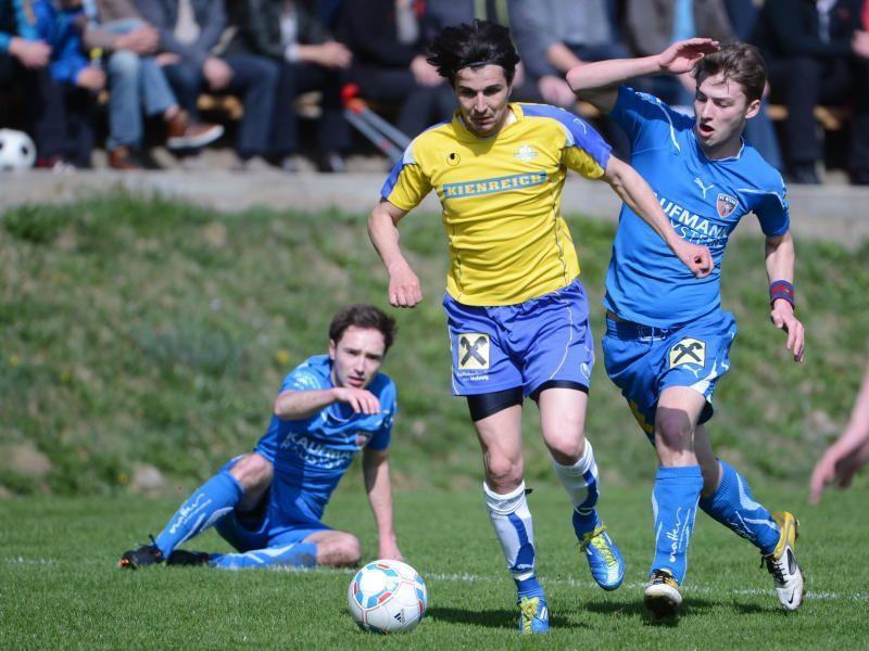FC Wolfurt beendete die Heimserie des Meisters Bizau.