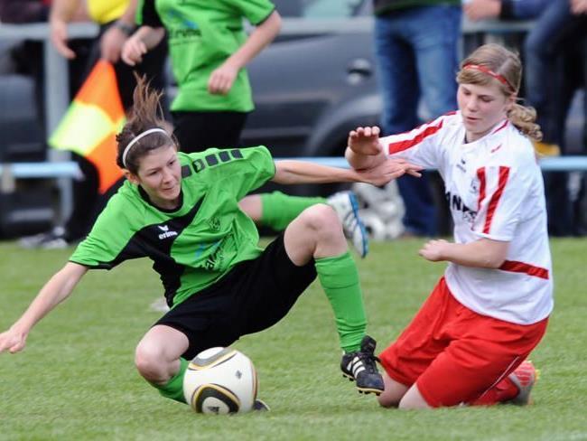 Rankweil gewann das Vorderlandderby klar mit 8:0 und steht als Meister praktisch fest.