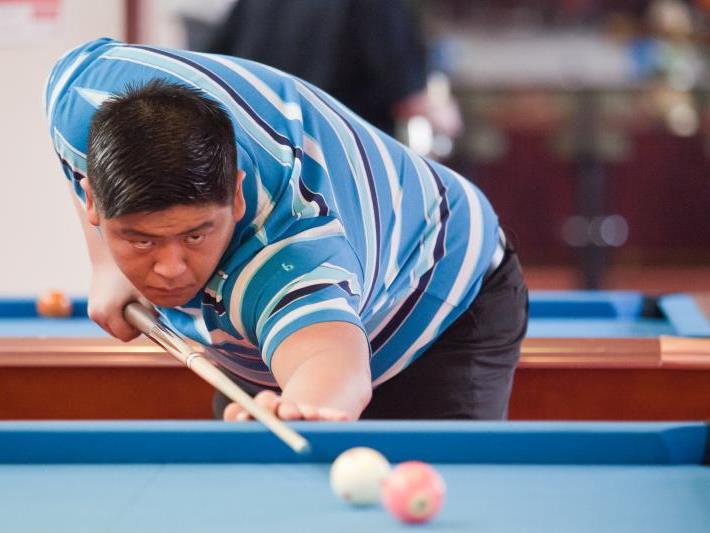 Europameister Mario He wurde in Rankweil Dritter und konnte den Vorjahressieg nicht wiederholen.