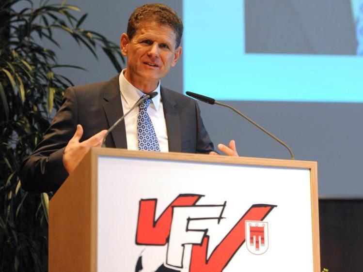 VFV-Präsident Horst Lumper ist bei den Gesprächen mit dem ÖFB dabei.