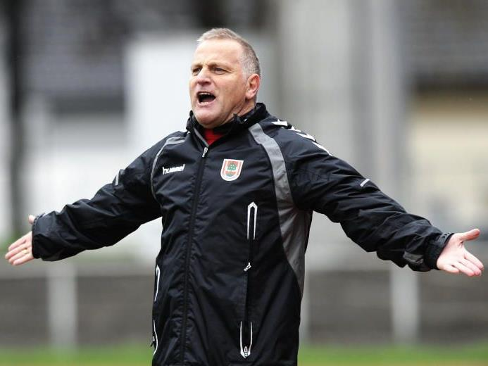 Dornbirn-Erfolgscoach Peter Sallmayer will gegen den Zweiten Anif zu Hause gewinnen.