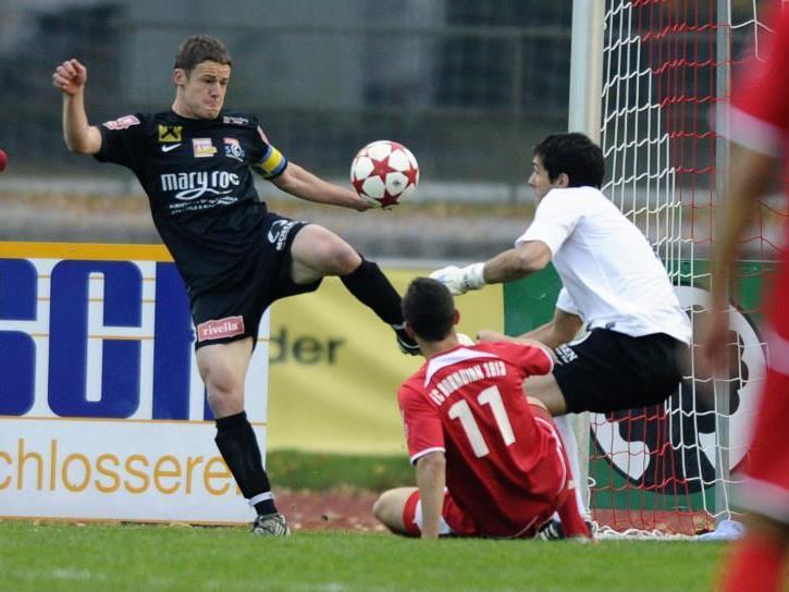 Werner Grabherr wechselte im Winter von Bregenz nach Egg ist aber derzeit verletzt.