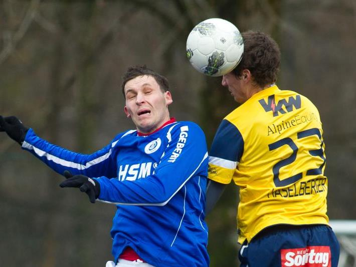 Christian Haselberger muss zwei Spiele zuschauen.
