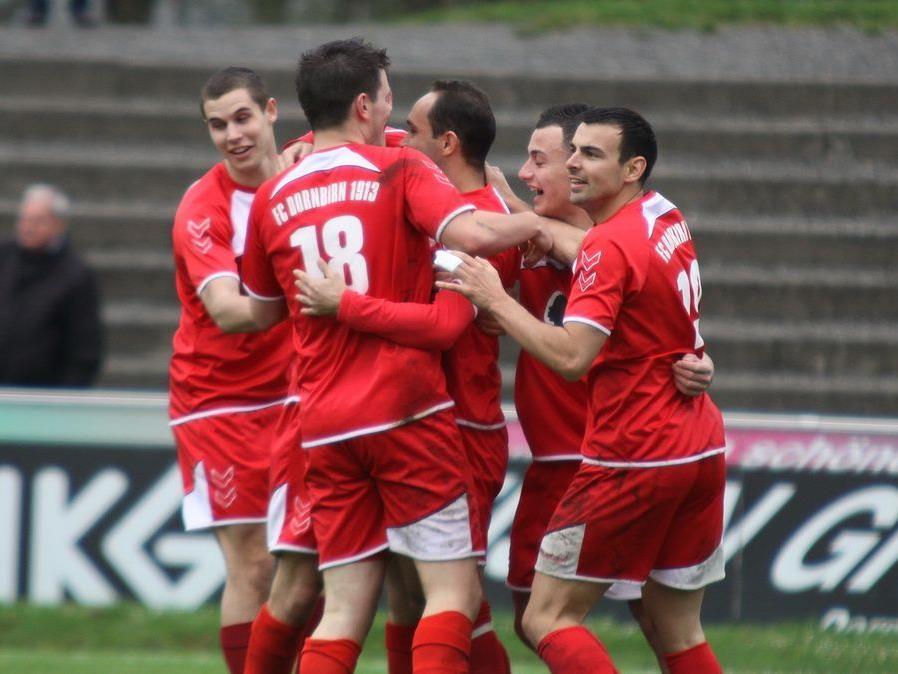 FC Mohren Dornbirn gewann gegen Saalfelden klar mit 5:2.