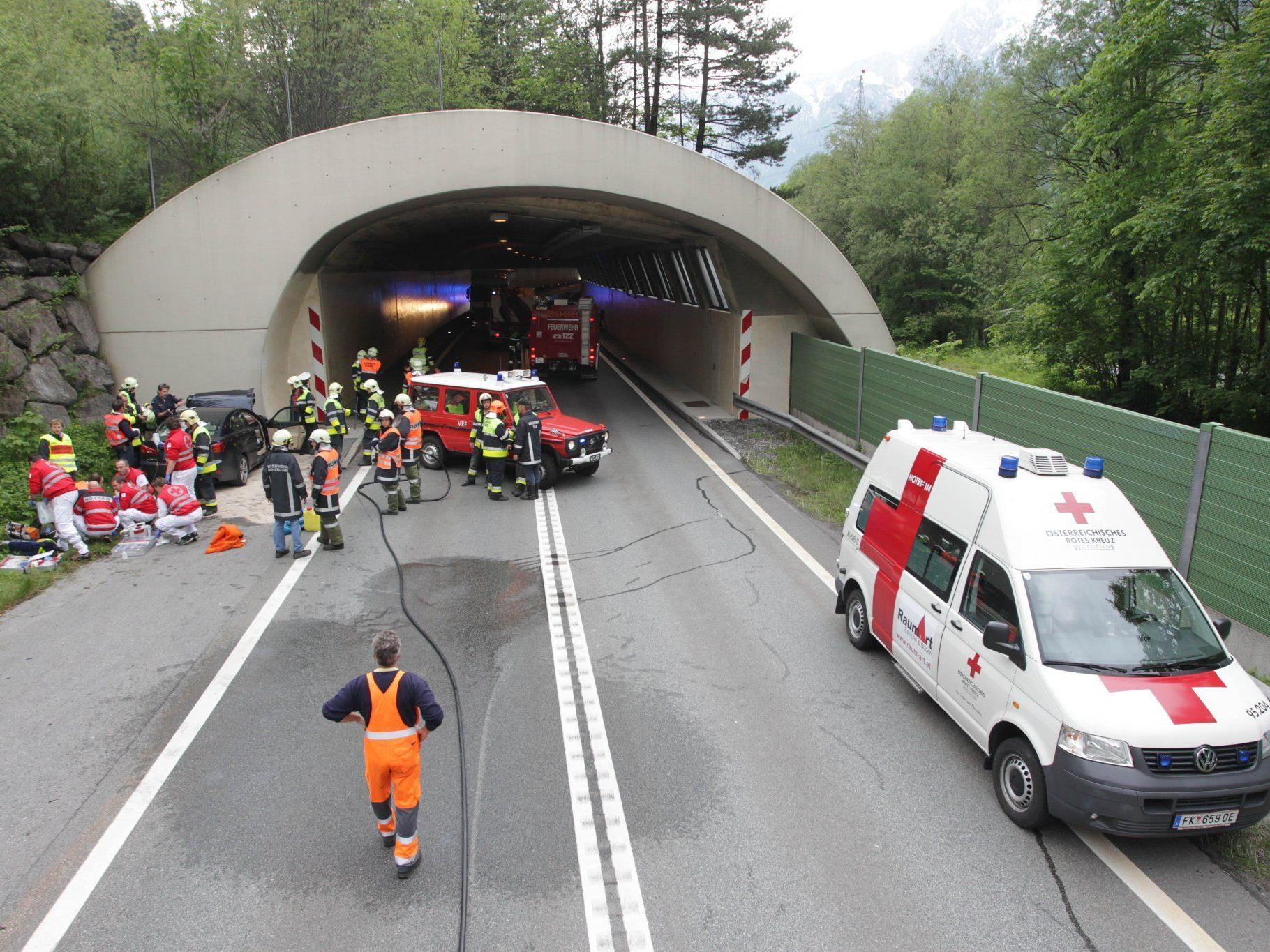 Im Mai 2011 endete ein Unfall auf der S16 tödlich.