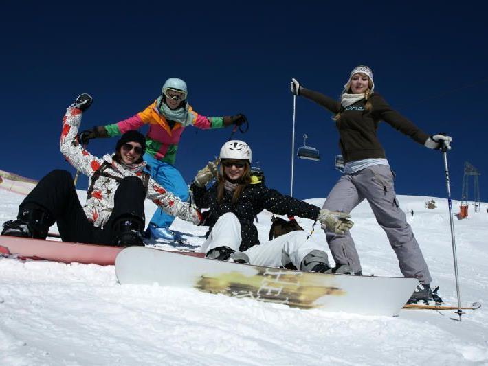 """Die Wintersaison 2011/2012 war für die Vorarlberger Tourismuswirtschaft insgesamt """"sehr gut""""."""