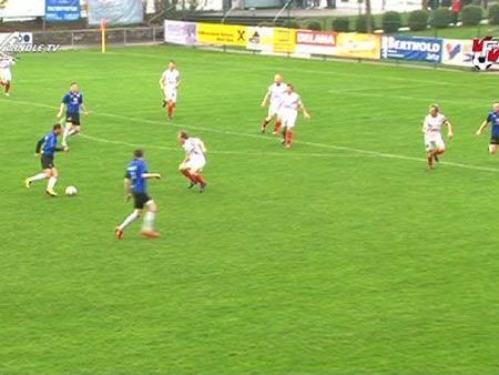 FC RW Rankweil unterliegt Rätia Bludenz
