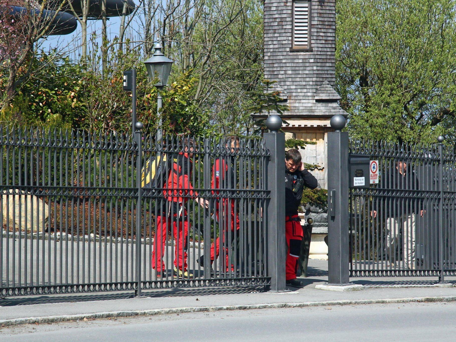 Walter Klaus setzte am Dienstag in seinem Anwesen am Haggen in Lochau seinem Leben ein Ende.