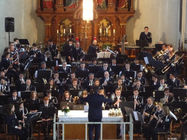 Bürgermusik Lauterach feiert Jubiläum
