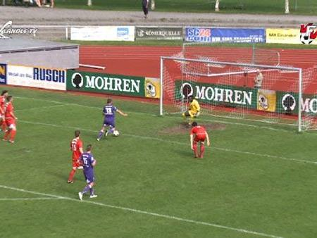 Die Rothosen fegten Austria Salzburg mit 3:0-Toren vom Platz