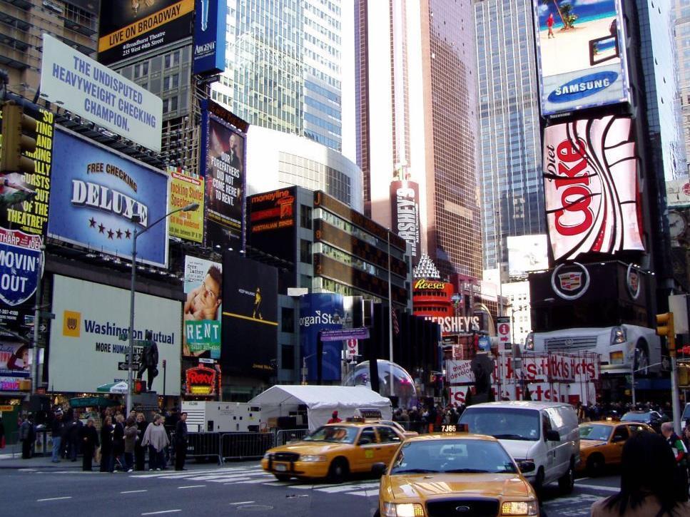 Haarschnitt wie die Stars: Promifriseure gibt's in New York an jeder Straßenecke.
