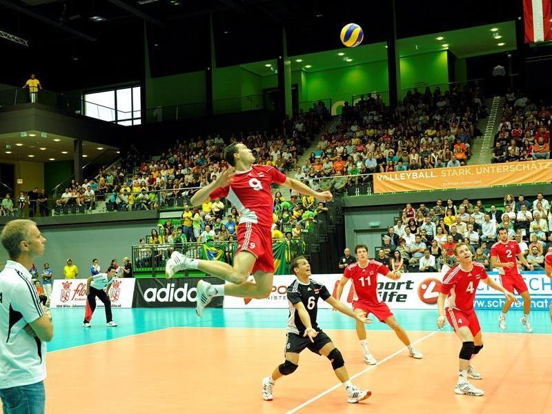 Die Zuschauer erwartet vom 21. bis 23. Juni bei der Euroliga in Hard Volleyballsport auf höchstem Niveau.