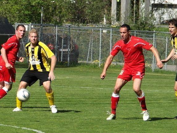 Ruech Rec. RW Langen FC GH Brauerei K'bach 7:2 (4:2)  © VOL.AT/Bader