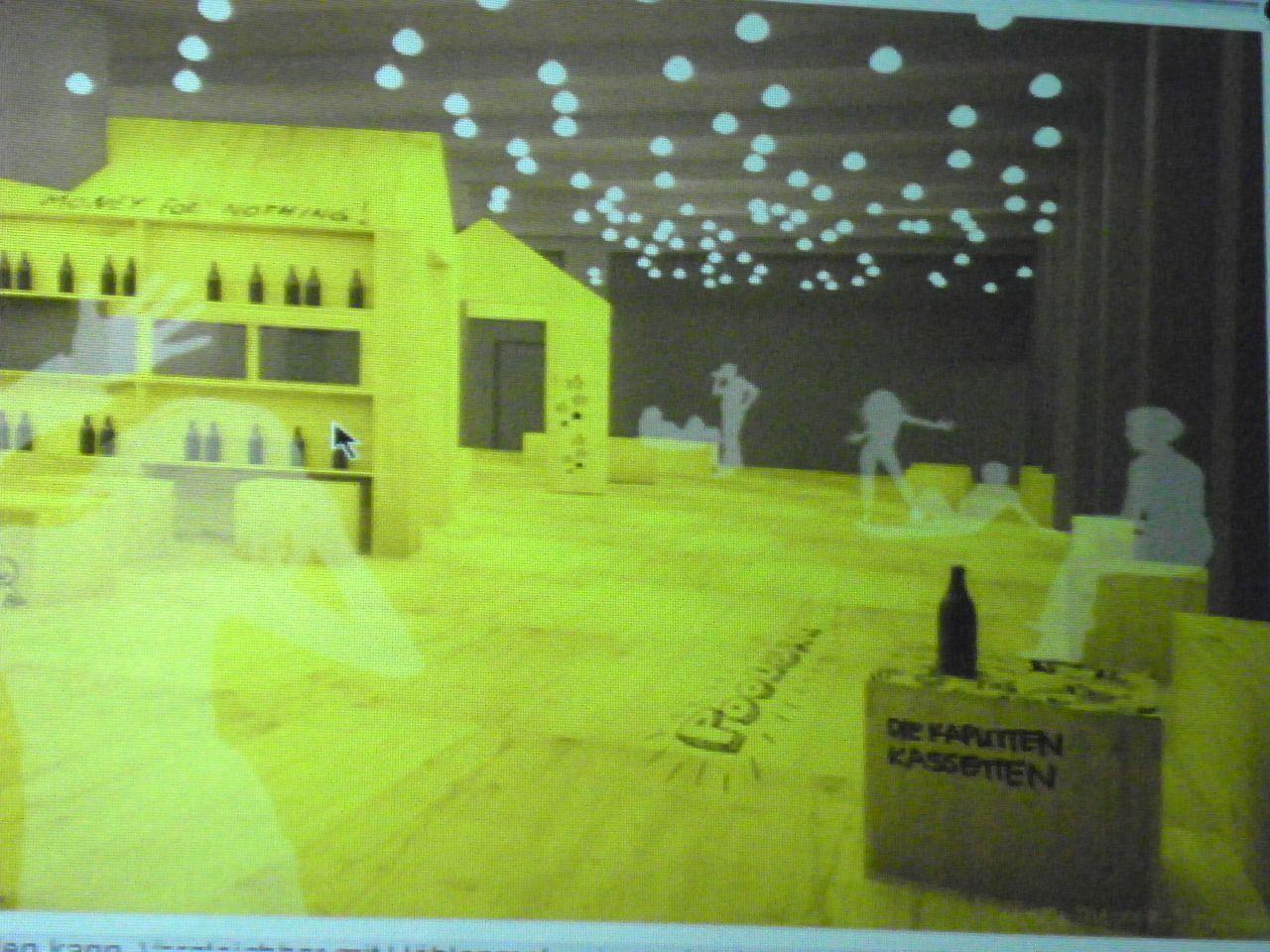 Beispielprojekt Schalbrettarchitektur
