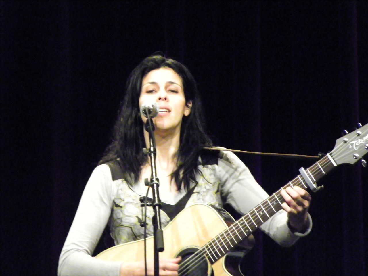Sängerin Souad Massi