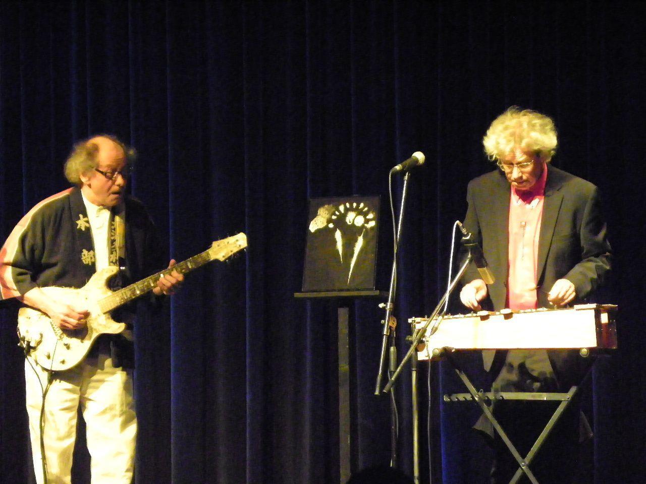 Peter Wilmanns & Buddy Sacher