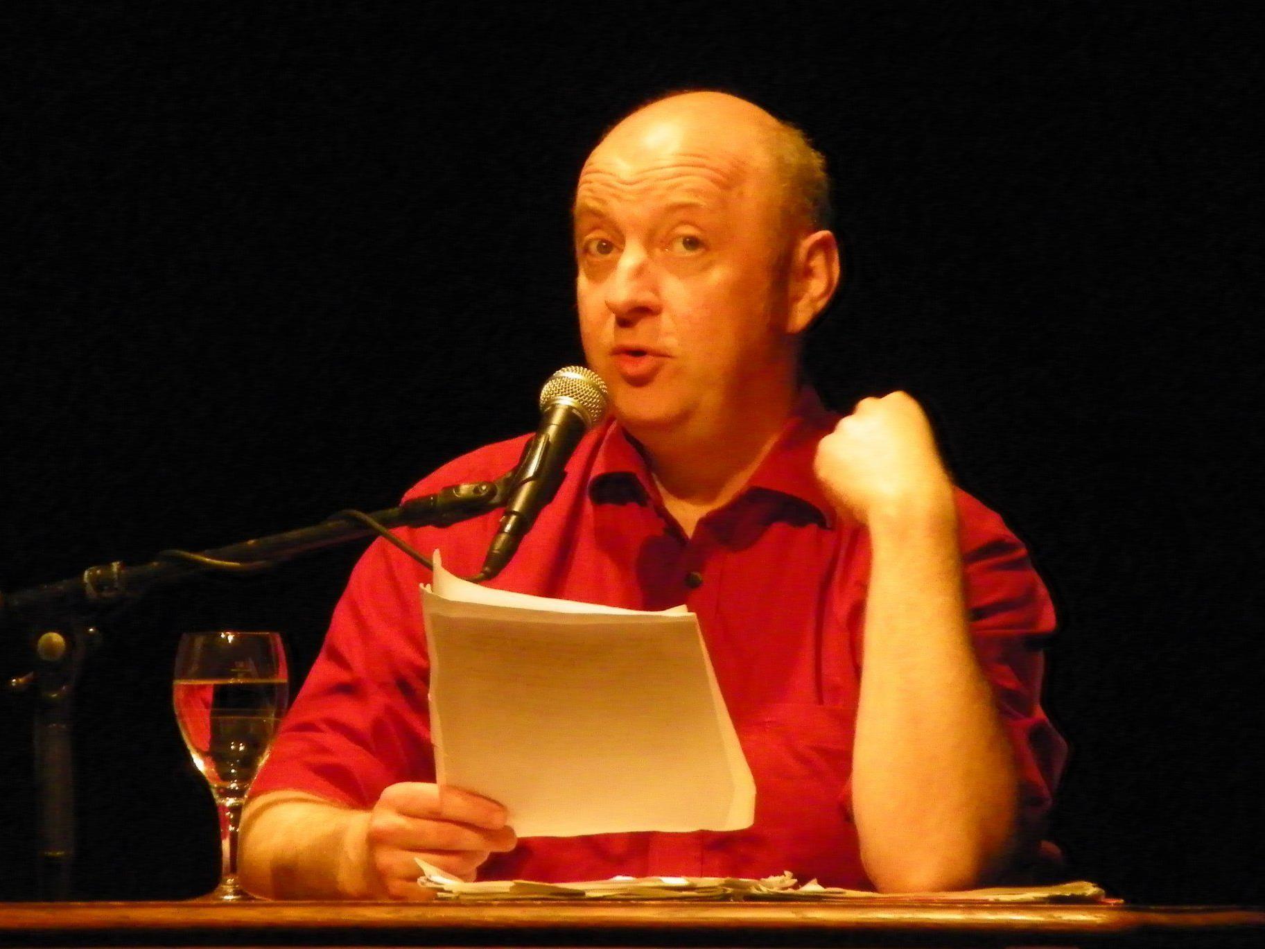 Kabarettist Horst Evers
