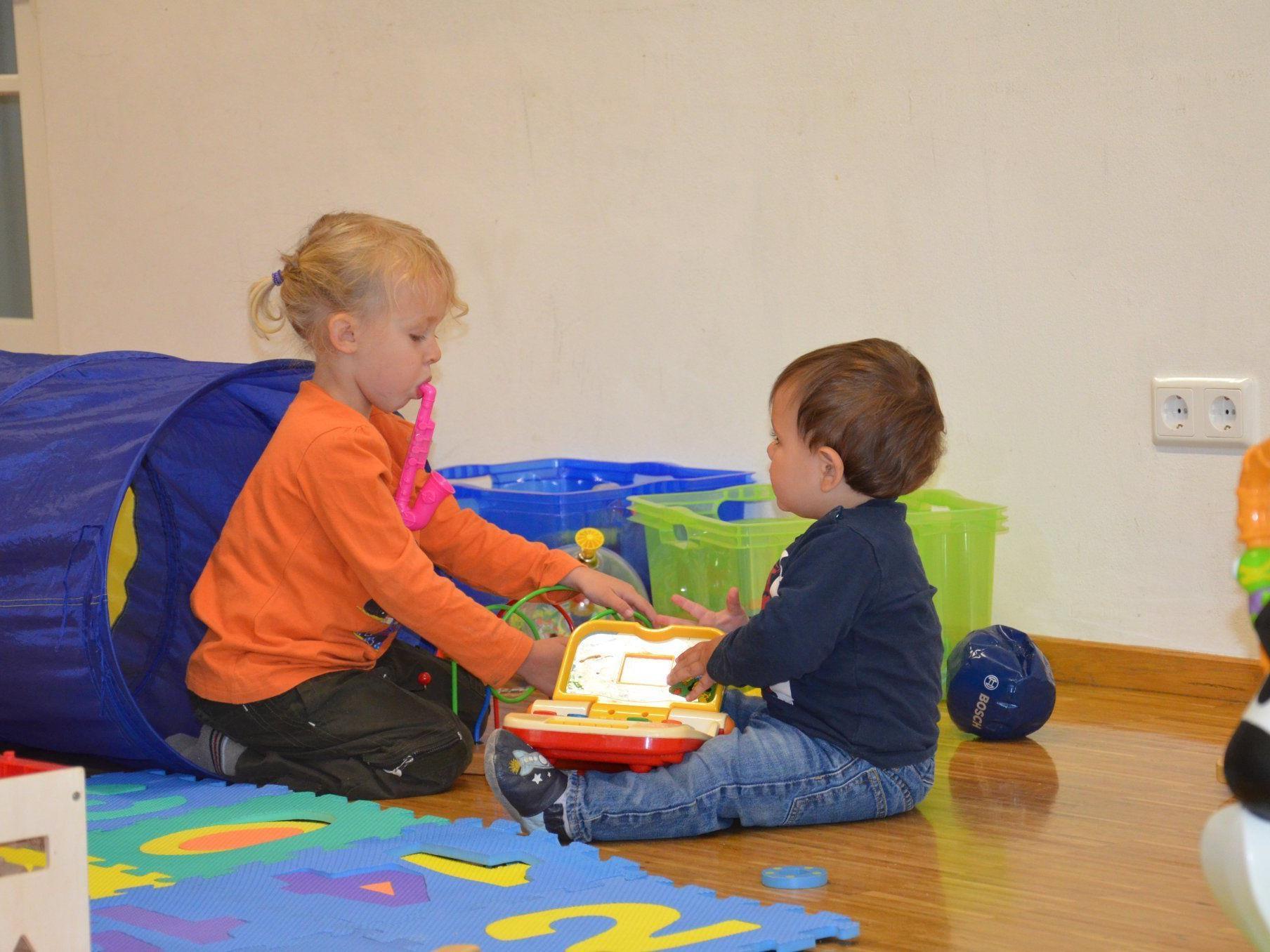 Eltern-Kind-Treffen erfolgreich gestartet