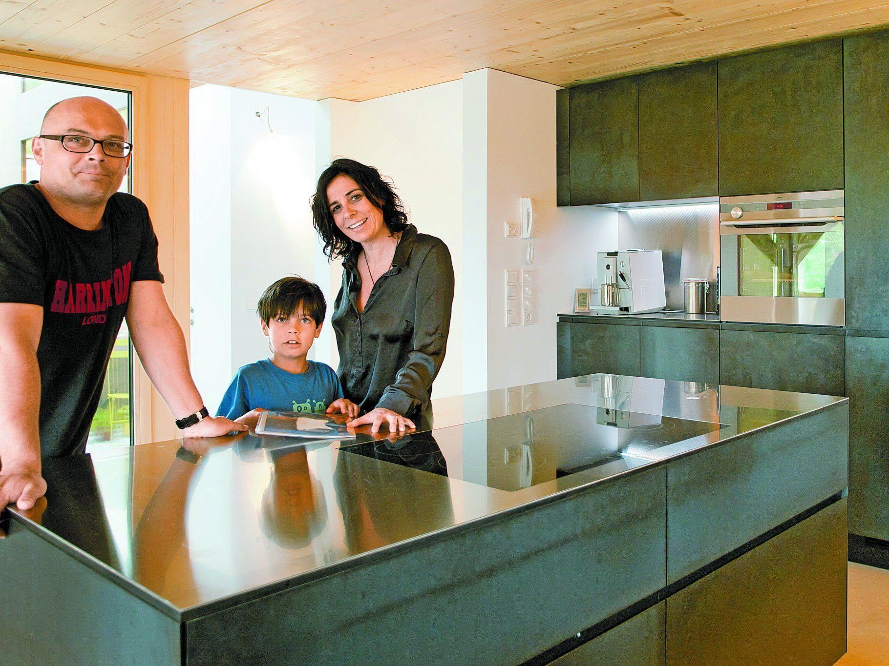 Eigenauftrag: Das Erbe sich zu eigen machen – eine Herausforderung für ein junges Architektenehepaar.