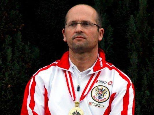 Andreas Gassner zeigte sich in Topform