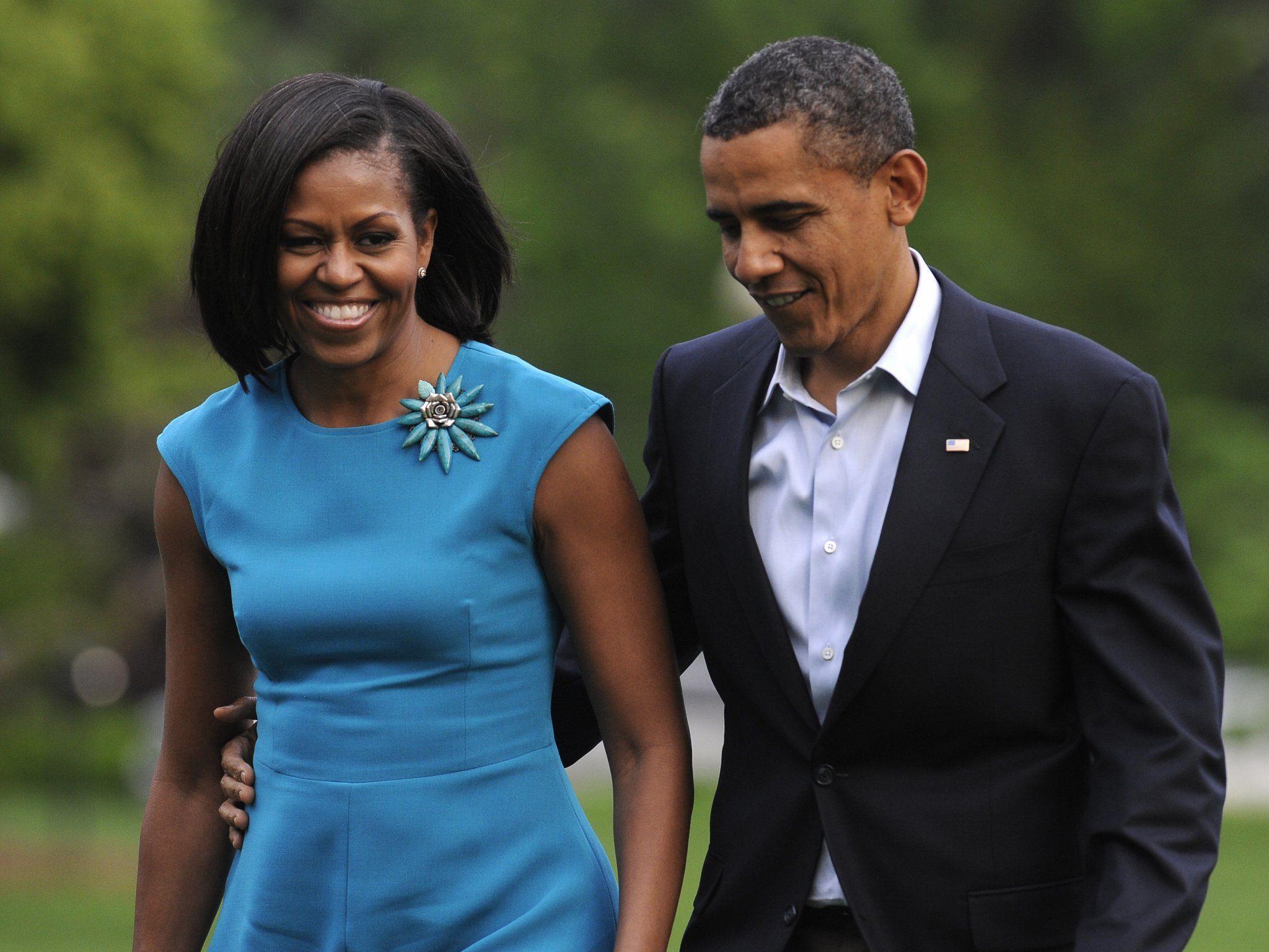 """Einblicke auf das Leben """"vor Michelle"""" gibt die neue Biographie"""