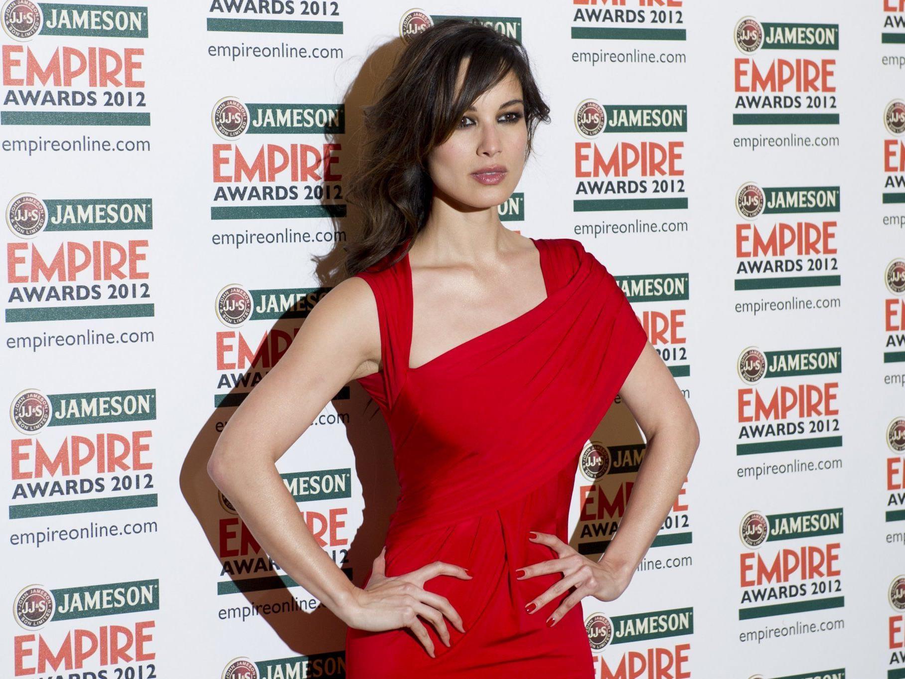 "Das neue Bond-Girl Berenice Marlohe präsentierte den ersten ""Skyfall""-Trailer"