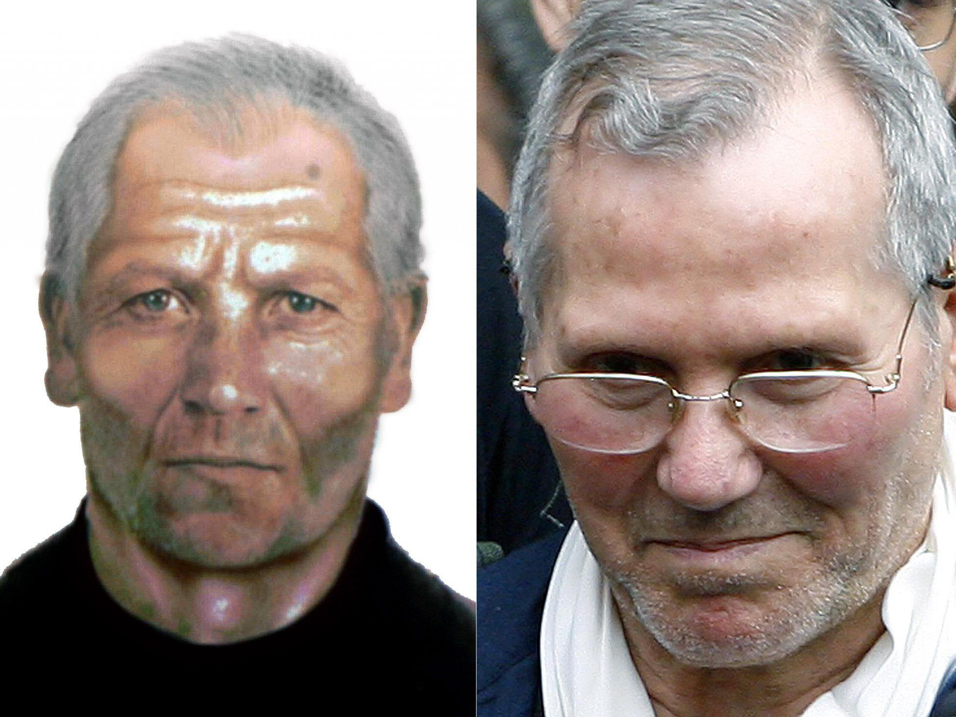 Der Boss der Bosse der Mafia Bernardo Provenzano