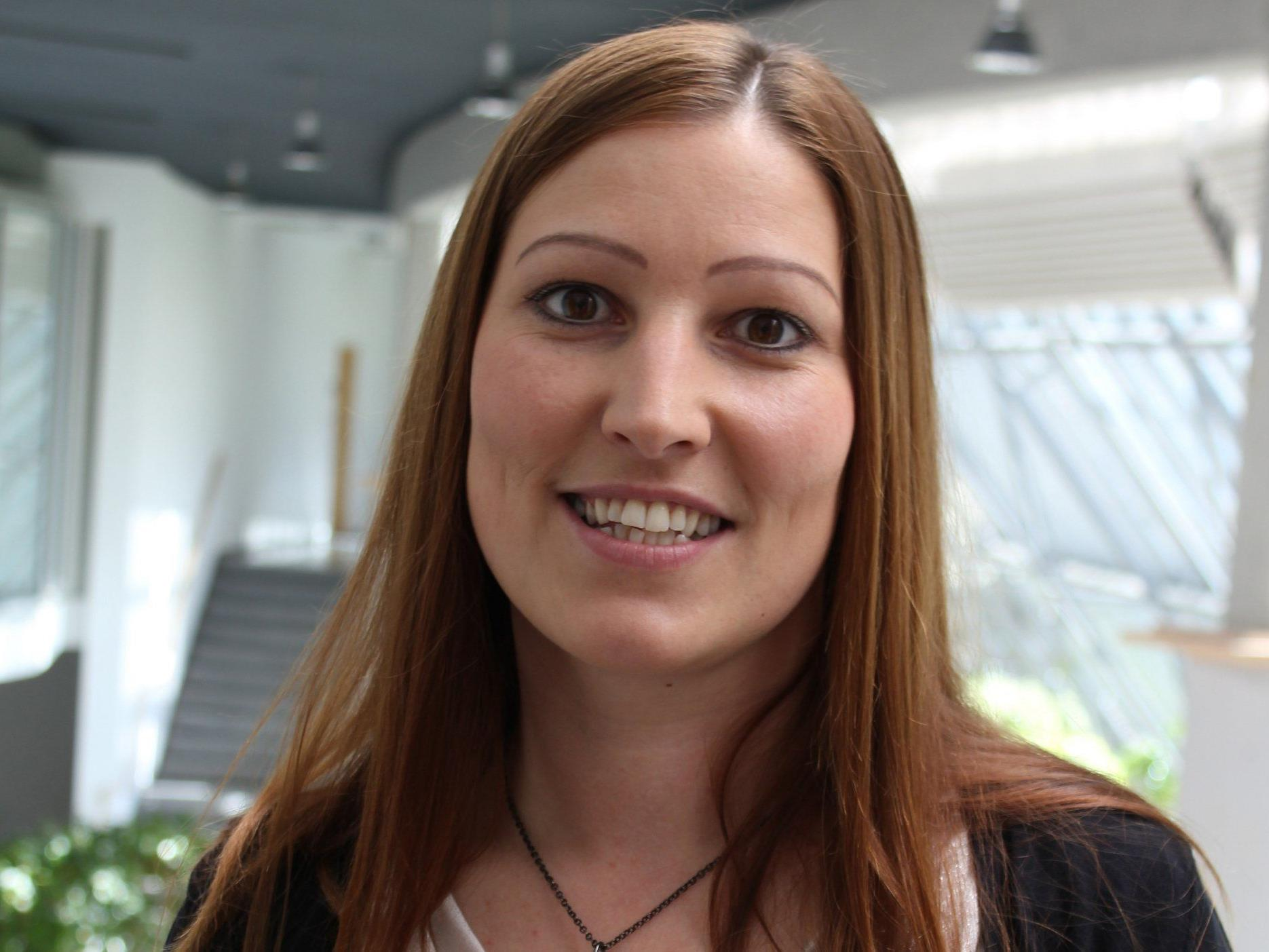 Astrid Breuß, Vorsitzende des Zentralbetriebsrates der Vorarlberger Landeskrankenhäuser