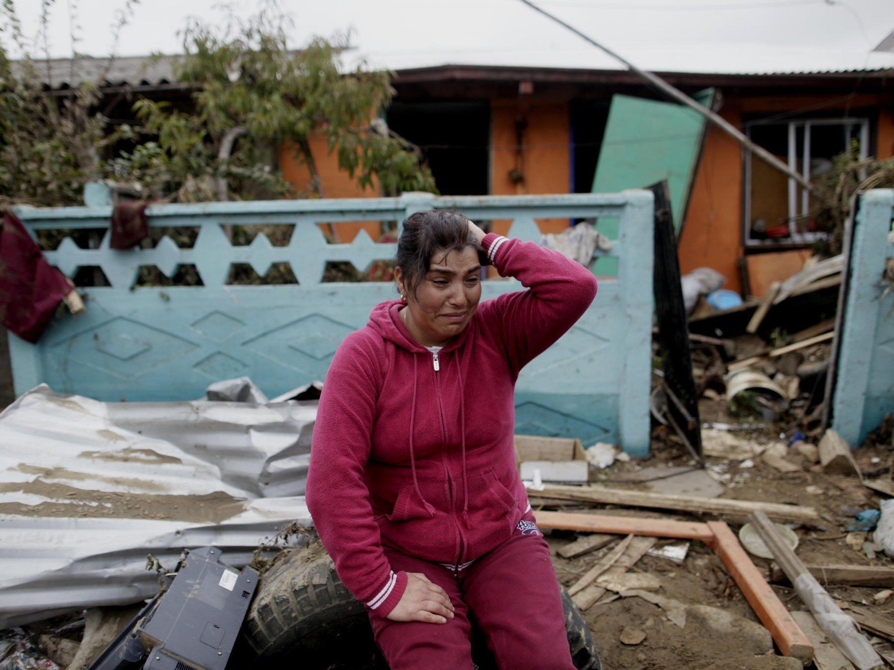 Das letzte Erdbeben in Chile (2010) forderte mehr als 250 Menschenleben.