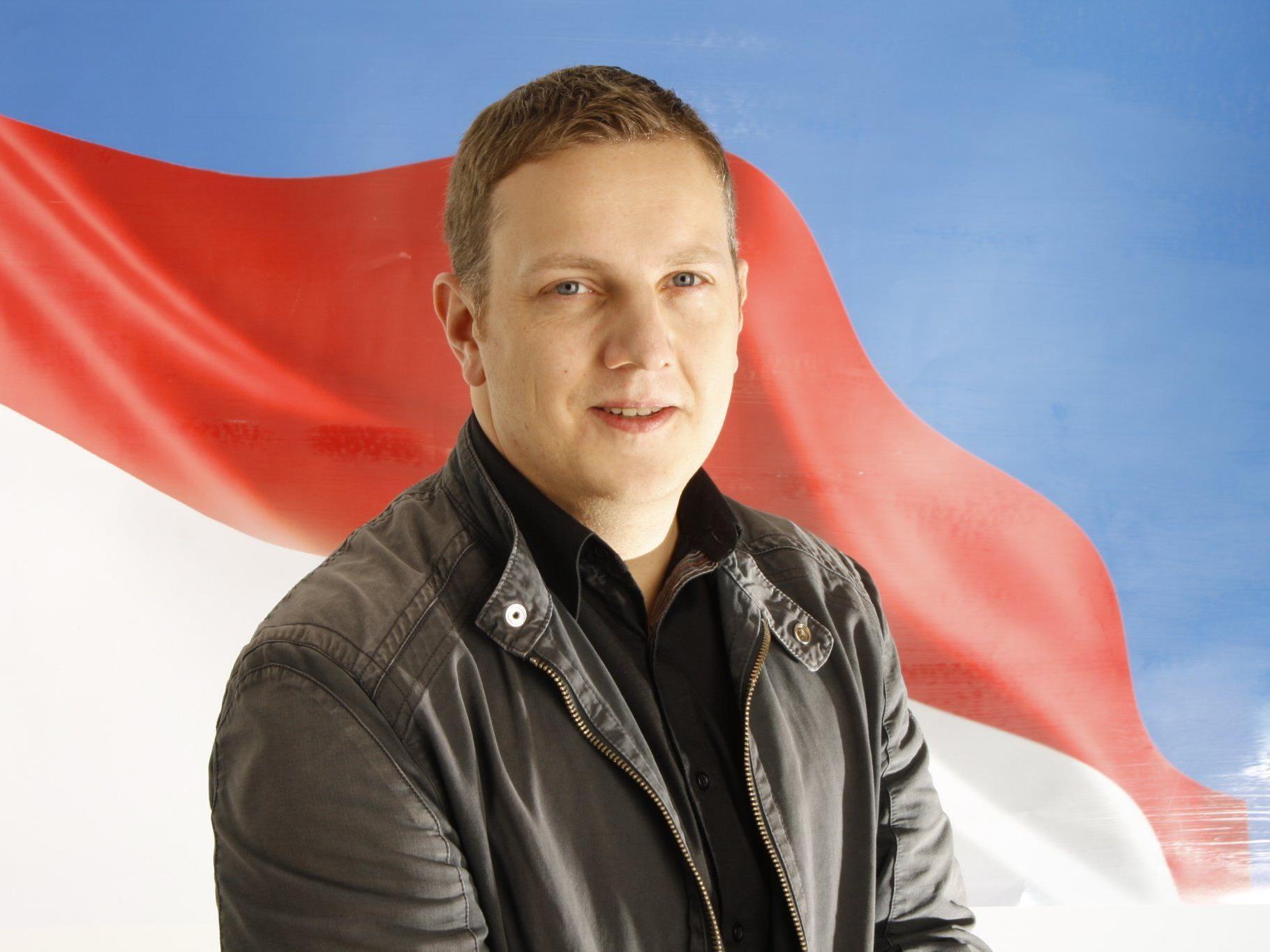 Christoph Längle, FPÖ Götzis
