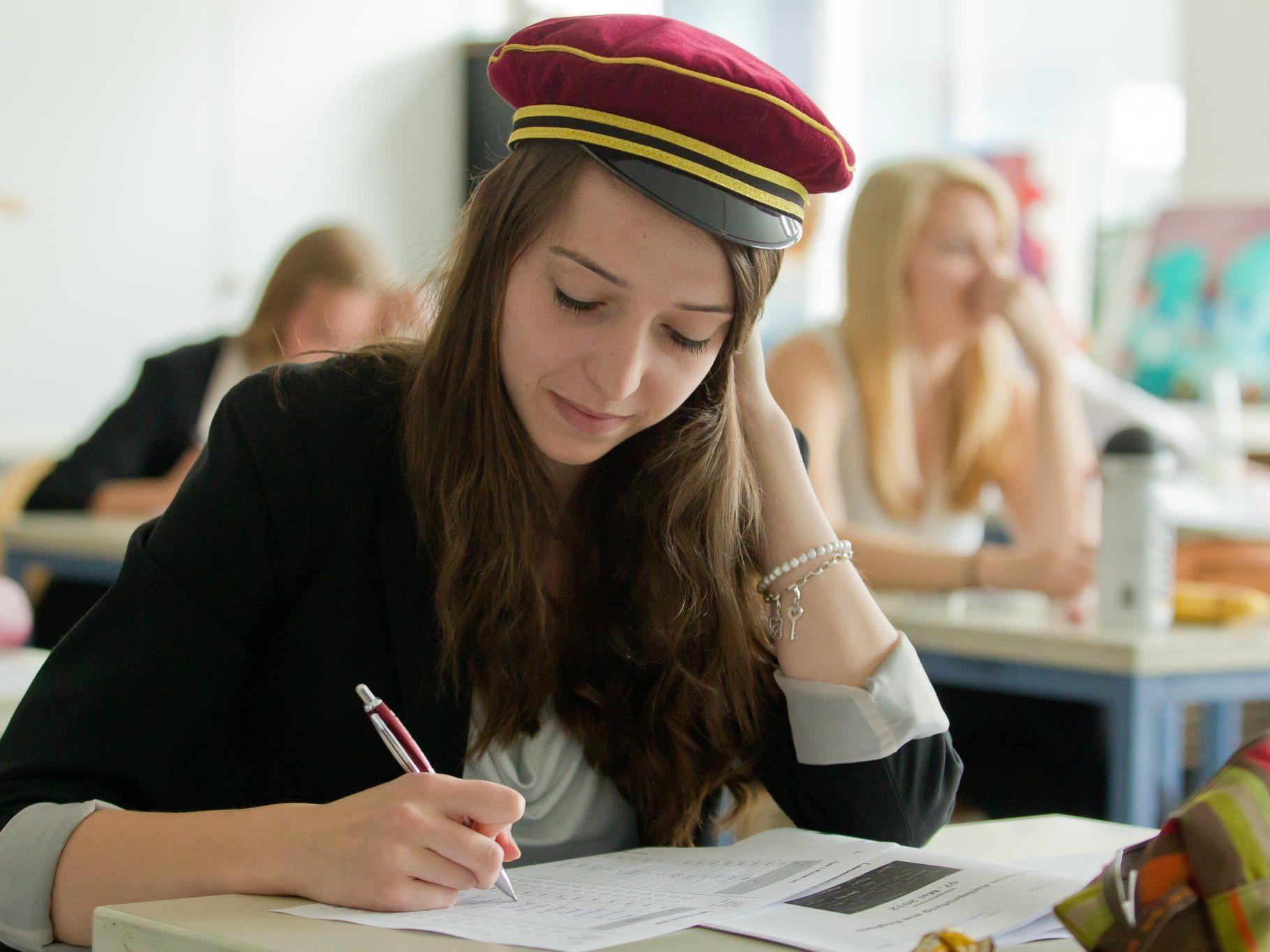 Am Montag war Englisch-Tag an den Vorarlberger Gymnasien. Schriftliche Zentralmatura war angesagt.