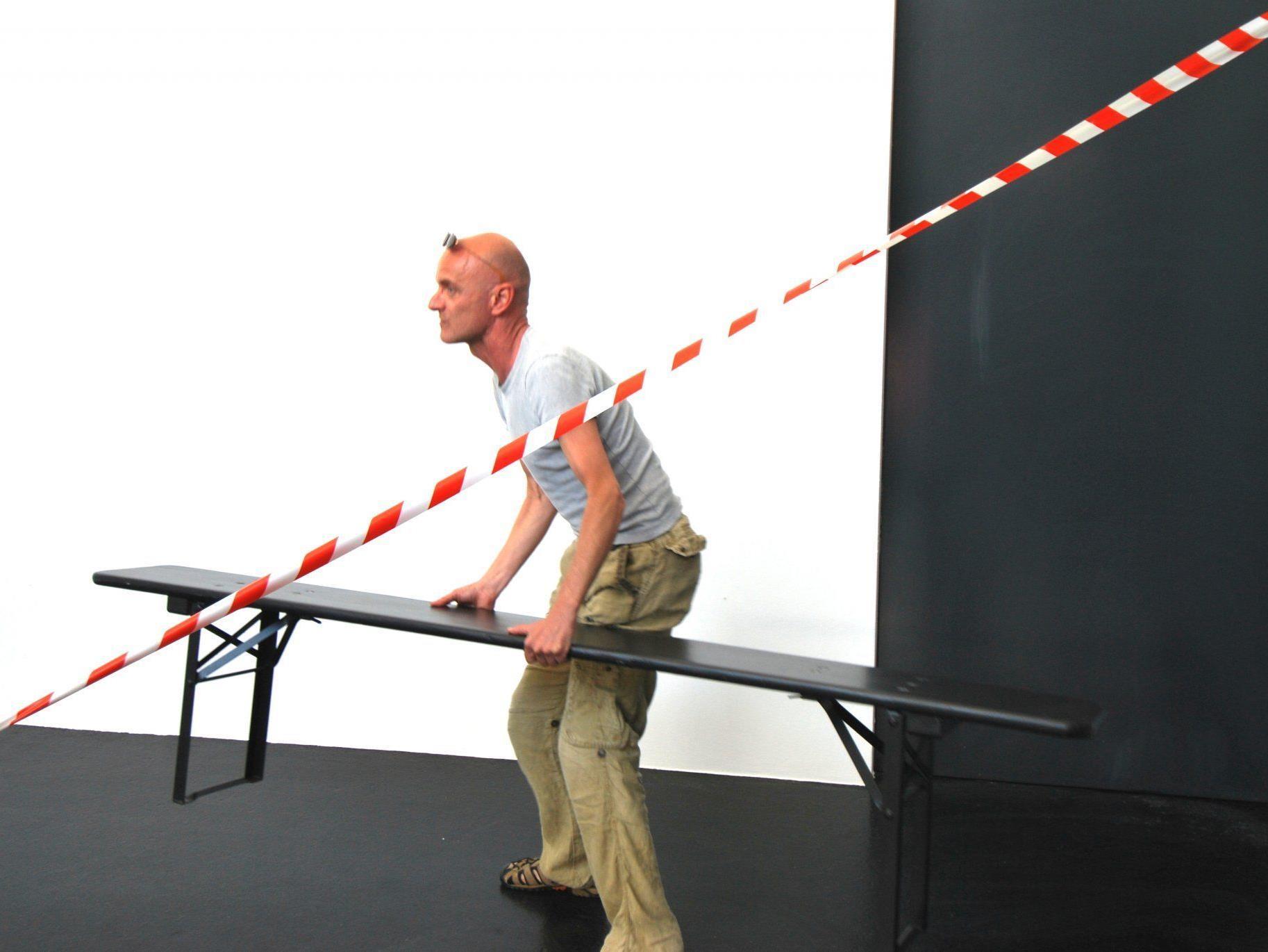 Günter Marinelli. Künstlerischer Leiter des internationalen Festivals tanz ist.