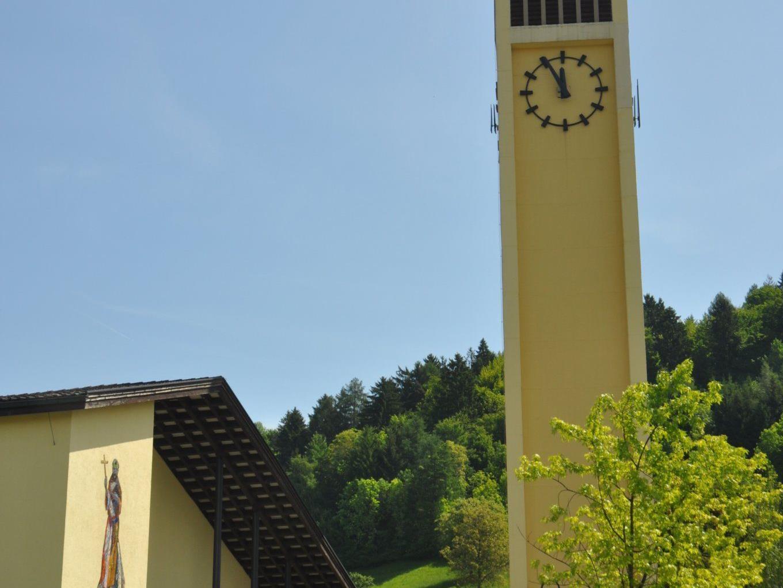 Die Pfarre Muntlix lädt zum 50 jährigen Kirchweih Fest ein.