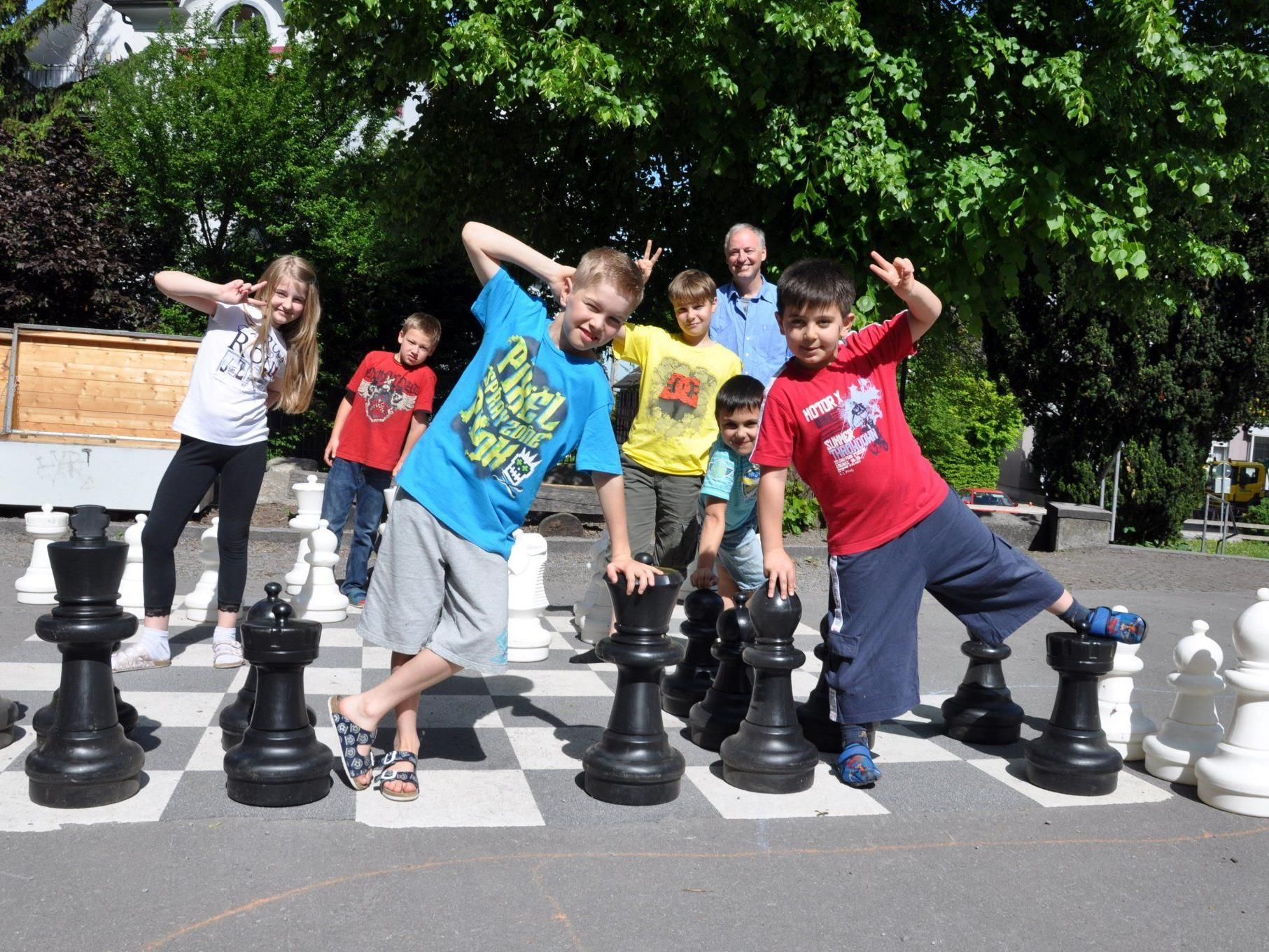 Nächste Woche heißt es Daumen drücken für die Oberdorfer Schachspieler.
