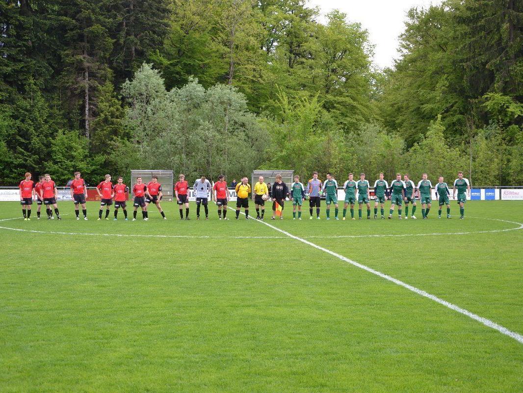 Der FC Doren besiegt den FC Langenegg 1b mit 4:1