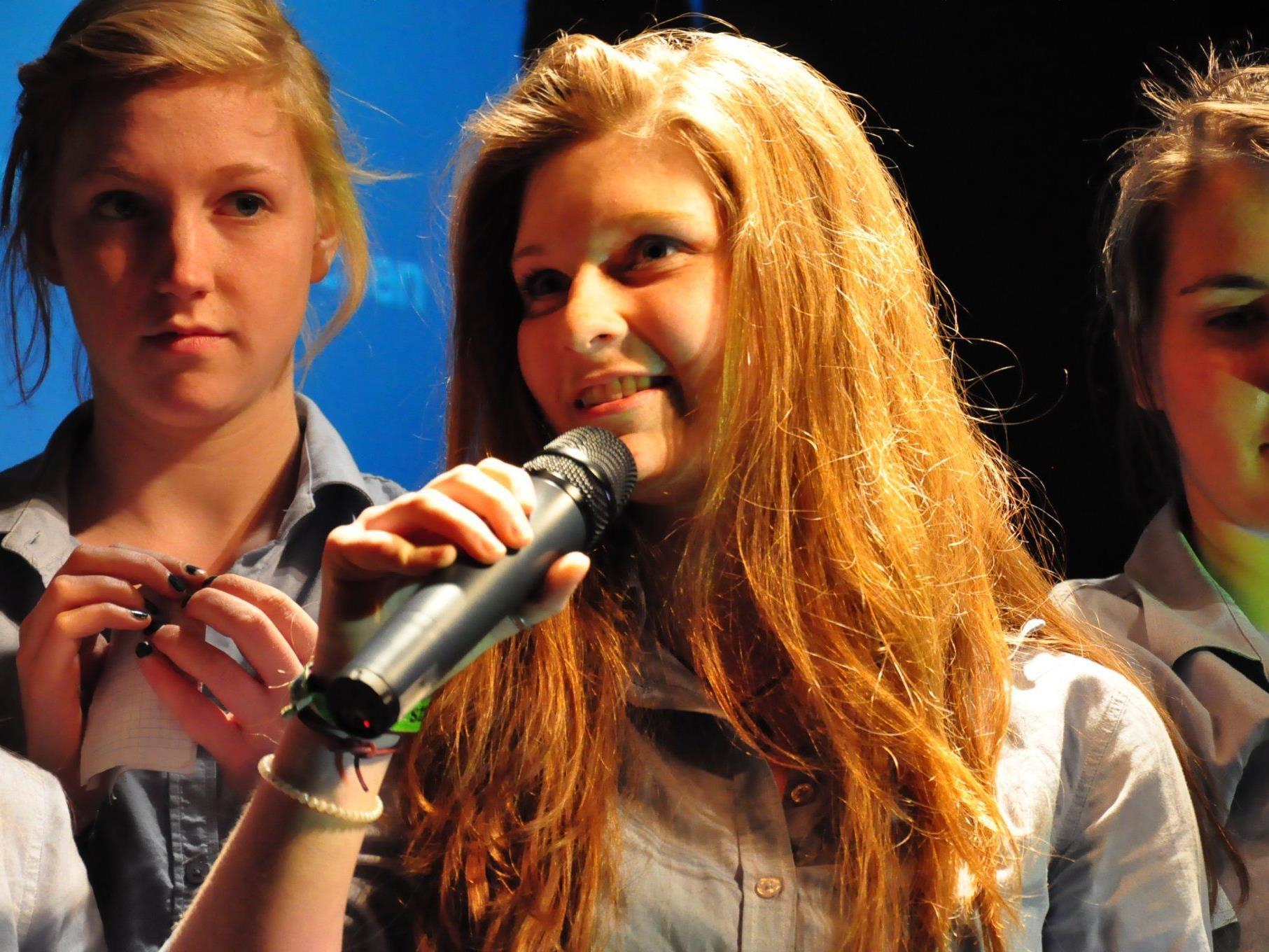 Prämierung zum SchülerInnenwettbewerb 2012 fand im K-Shake statt.