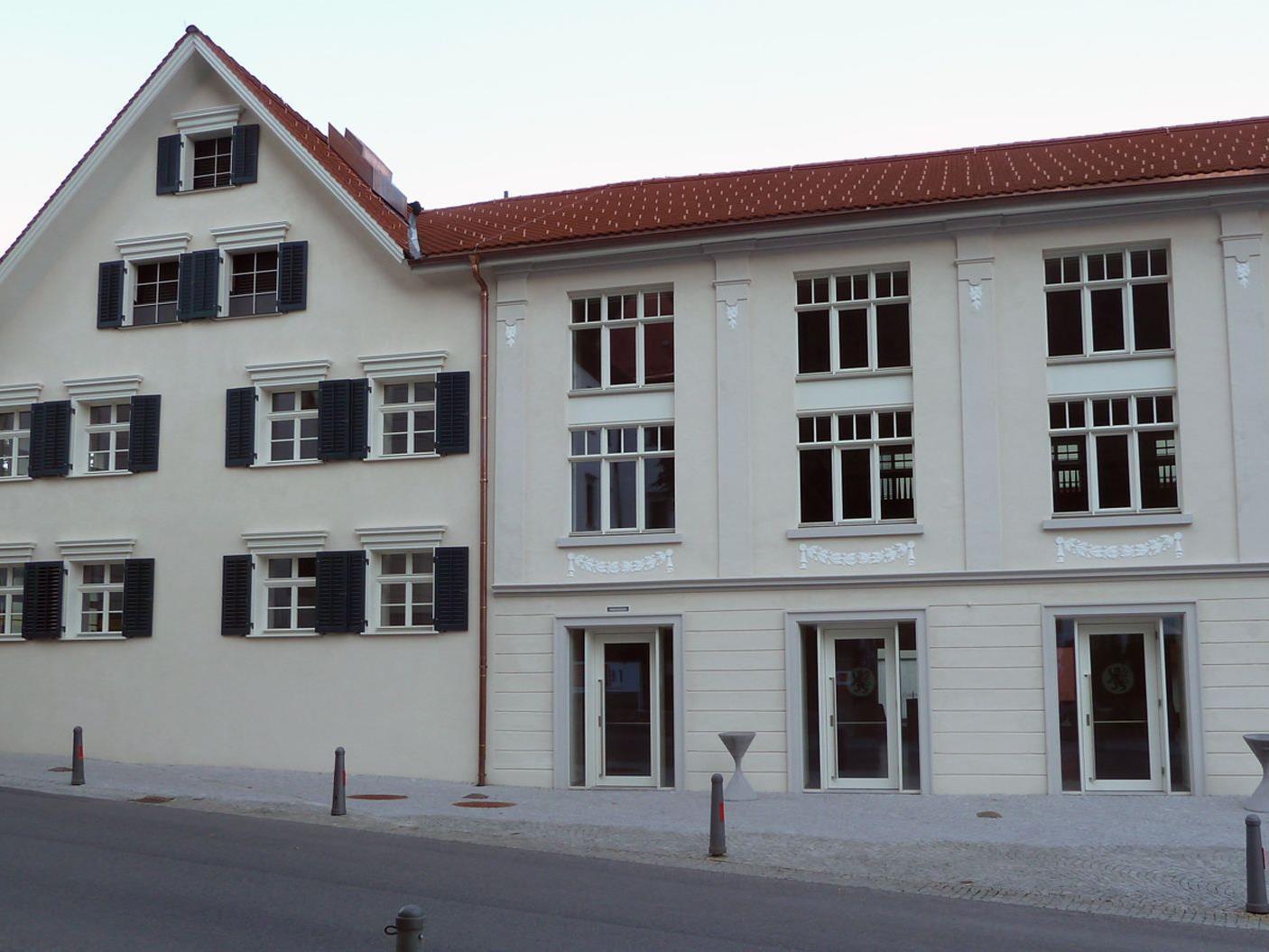 """Ein neuer Kulturverein belebt mit Veranstaltungen im """"Löwen"""" die Hohenemser Kulturszene."""