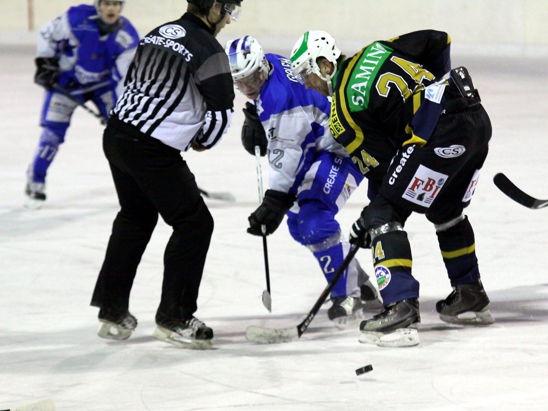 Die Weichenstellung im Eishockey Unterhaus steht nun endgültig an.