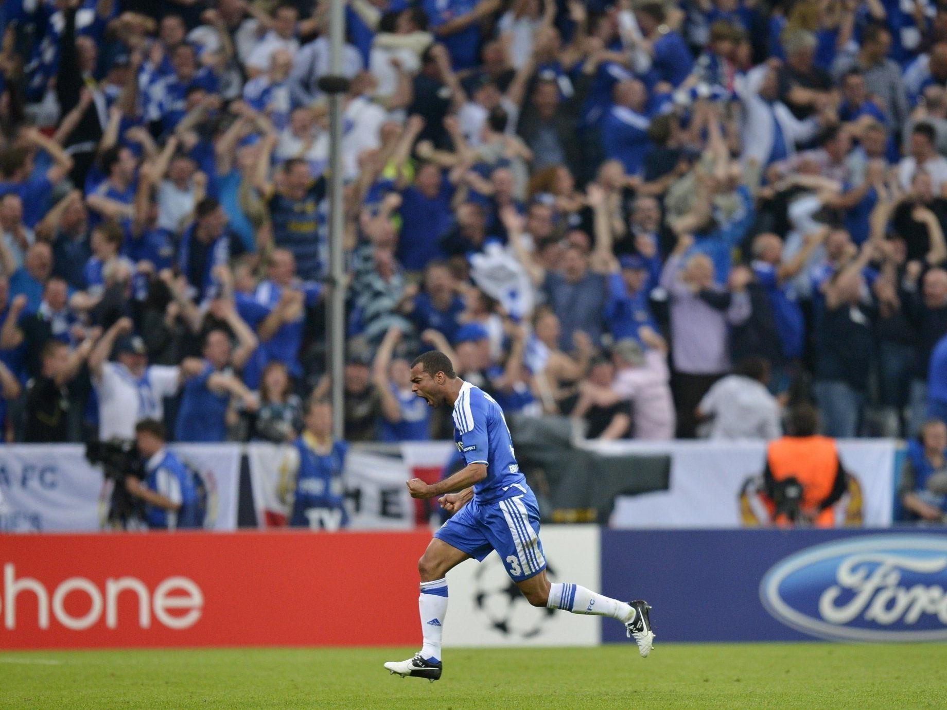 Chelsea ist Sieger der CL-Saison 2011/12