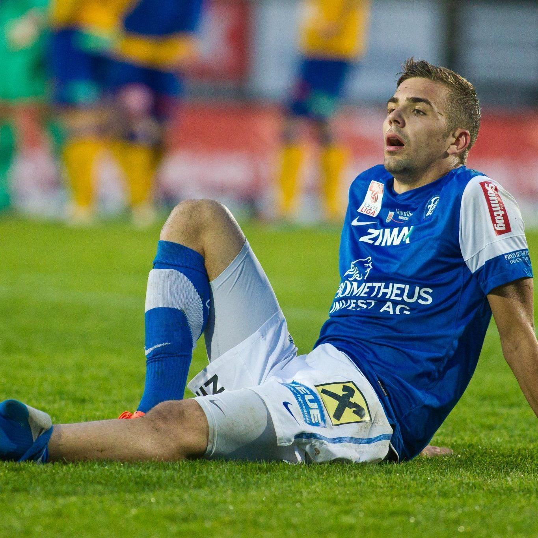 FC Lustenau spielt Remis: Erste Liga bleibt spannend.